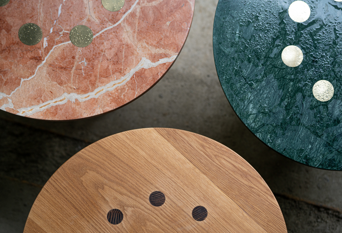 table series miriapod design