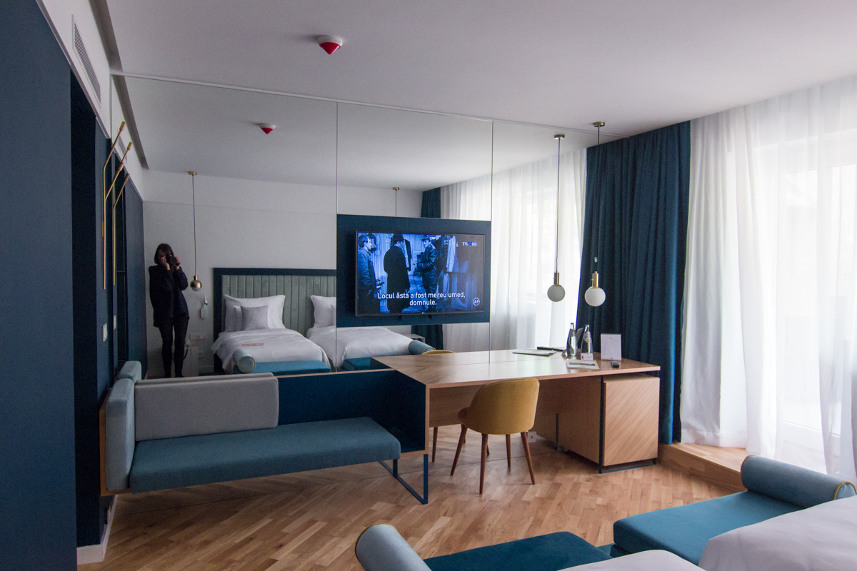 Hotel interior design architecure bucharest